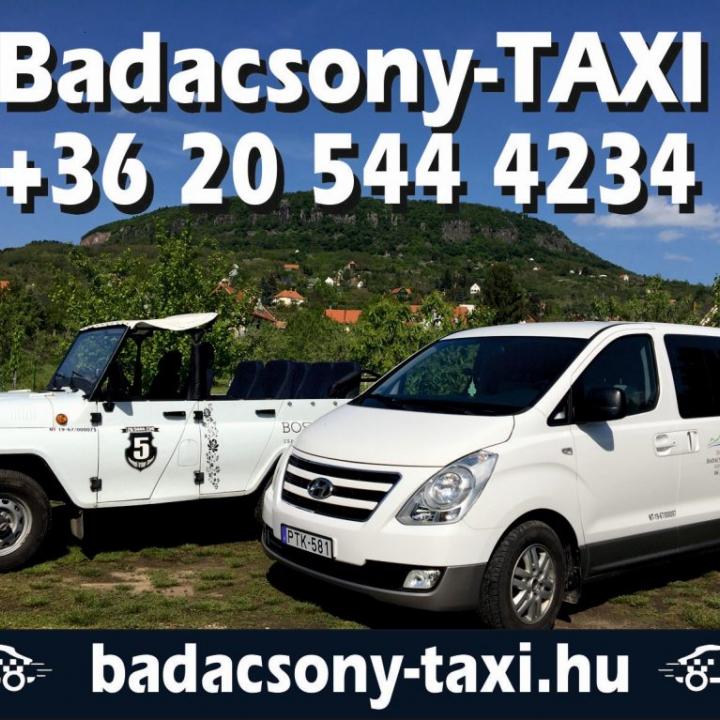 Badacsony-TAXI
